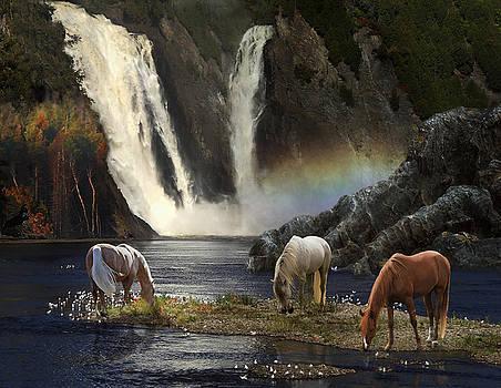 Magical Retreat by Melinda Hughes-Berland