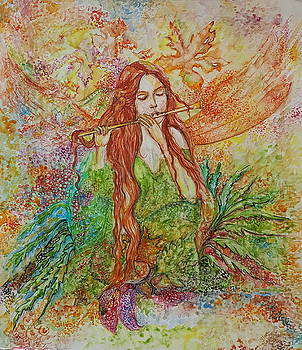 Magical Song of Autumn by Rita Fetisov