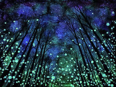 Magical Summer Nights by Jennifer Allison