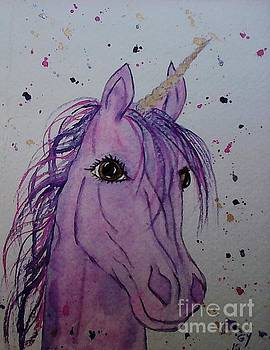 Magical Unicorn by Ginny Youngblood