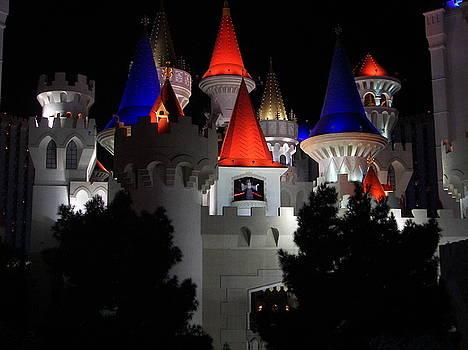 Magical Vegas Nights by Kim