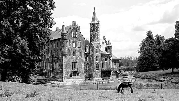 Magical Wissekerke Castle - Bazel, Belgium by Joseph Hendrix