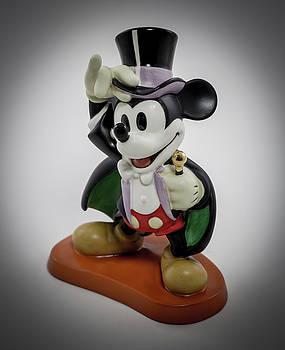 Magician Mickey by Greg Thiemeyer