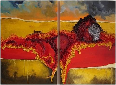 Magma by Linda Ferreira