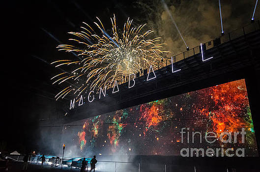 Magnaball Finale by Along The Trail