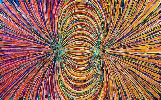 Magnetic Strings by Patrick OLeary