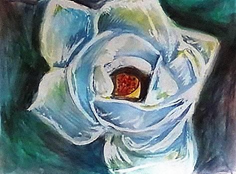 Magnolia 3 by Loretta Nash
