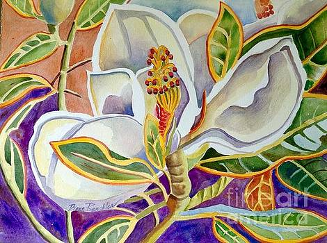Magnolia by Diane Renchler