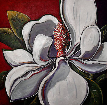 Magnolia Grand by Vickie Warner