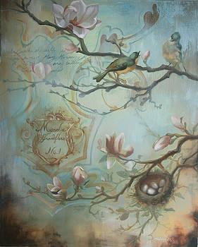 Magnolia grandiflora No.1 by Marissa DeCinque
