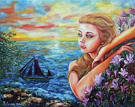 Magnolia by Yelena Rubin