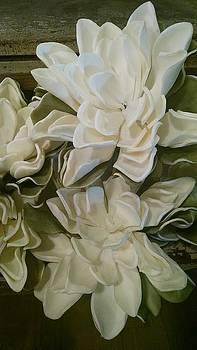 Magnolias by Connie Young