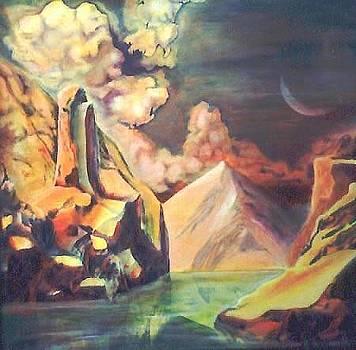 Thomas Lupari - Magyk Mountains