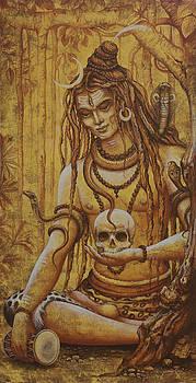 Mahadev. Shiva by Vrindavan Das