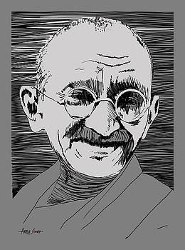 ARTIST SINGH - Mahatma Gandhi
