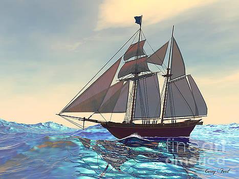 Corey Ford - Maiden Voyage