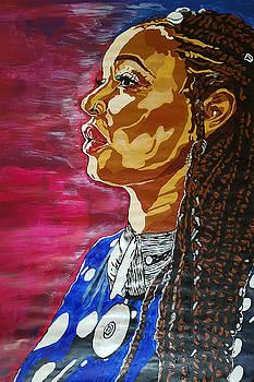 Maimouna Youssef by Rachel Natalie Rawlins