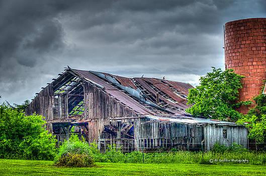 Main Barn by Al Griffin