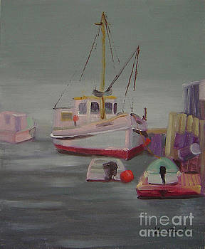 Main Boat 1 by Lilibeth Andre
