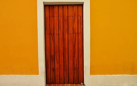 Main door by Ricardo Dominguez