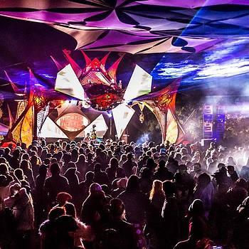 Main Stage @serenitygatheringfestival by Jacob Avanzato
