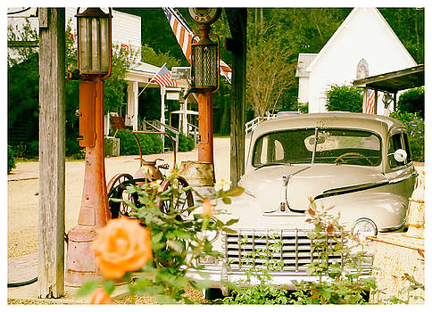 Main Street America by J Durr Wise