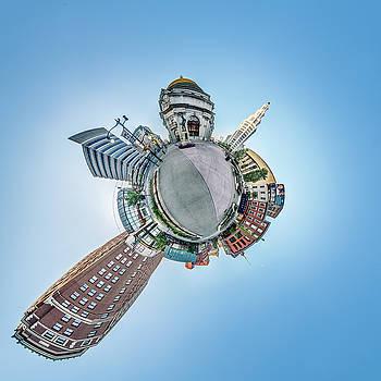 Chris Bordeleau - Main Street Buffalo Tiny Planet