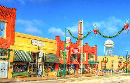 Main Street USA by Debbi Granruth
