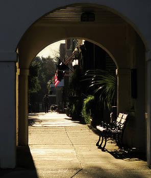 Main Street Morning by Deborah Smith