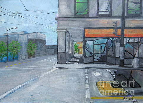 Main Street by Sandra Yuen MacKay