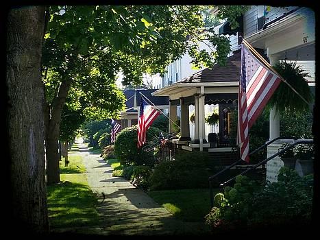 Main Street USA by Michael L Kimble