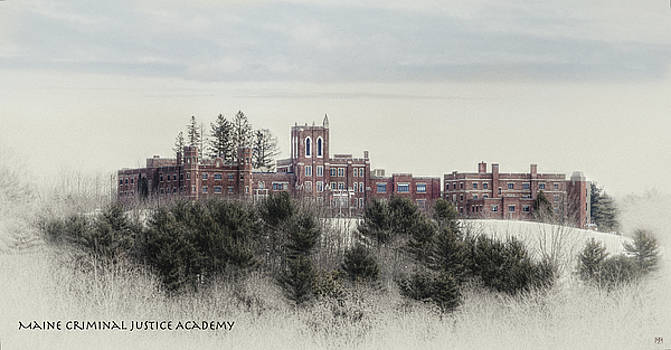 Maine Criminal Justice Academy by John Meader