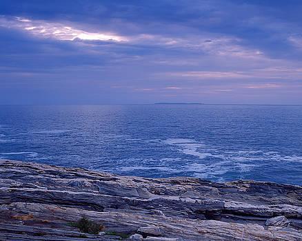 Maine Seascape by Rod Kaye