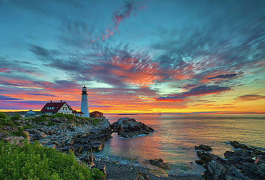 Maine The Way by Juergen Roth