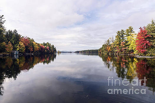 Mainer's Fall by Anthony Baatz