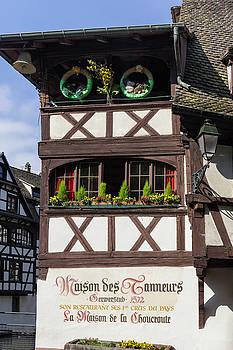 Maison des Tanneurs by Teresa Mucha