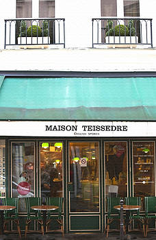 Art Block Collections - Maison Teissedre Cafe