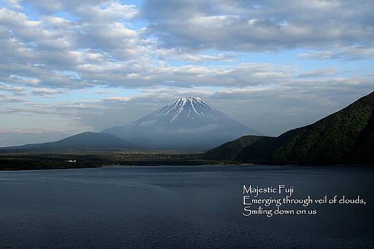 Leonard Sharp - Majestic Fuji - Haiku