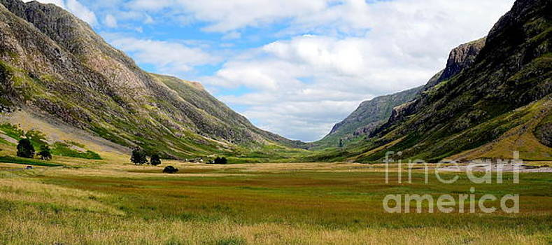 Majestic Glen Coe by John Chatterley