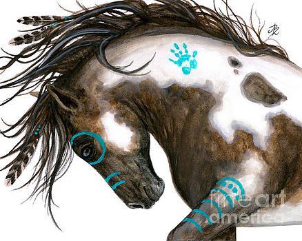 AmyLyn Bihrle - Majestic Horse #151