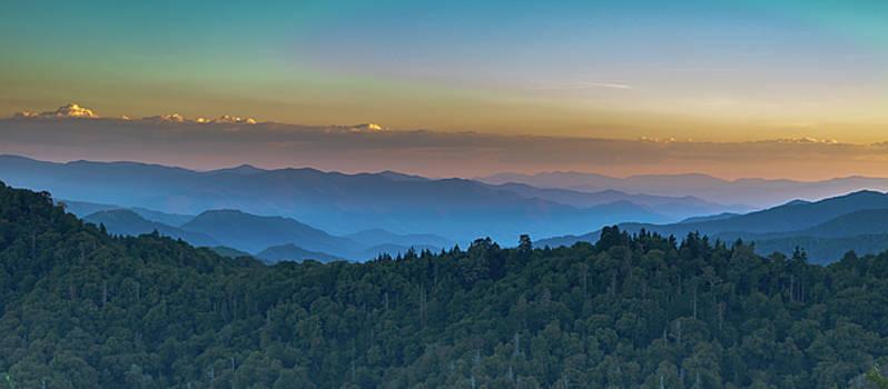 Majestic Mountains by Ryan Tarrow