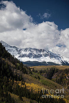 Majestic Peaks by Timothy Johnson
