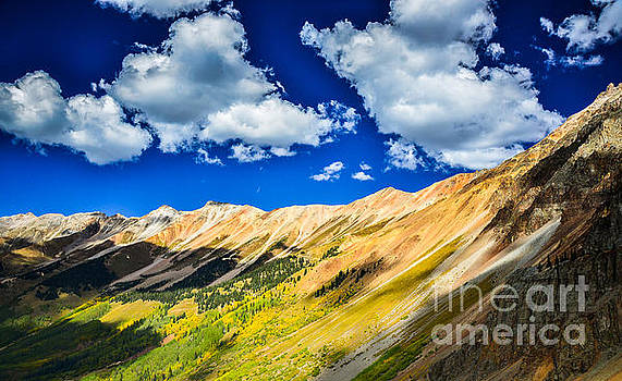 Majestic San Juan Mountains  by Scott and Amanda Anderson