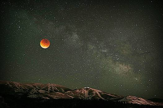 Majestic Sky by Matt Helm