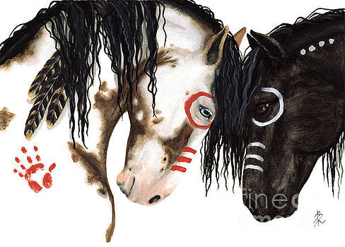 AmyLyn Bihrle - Majestic Spirit Horses