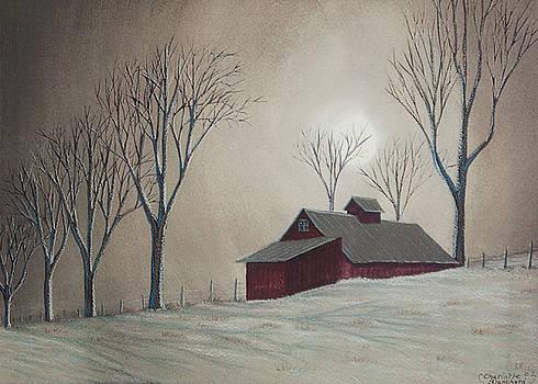 Charlotte Blanchard - Majestic Winter Night