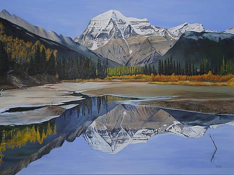 Majesty reflected by Glen Frear