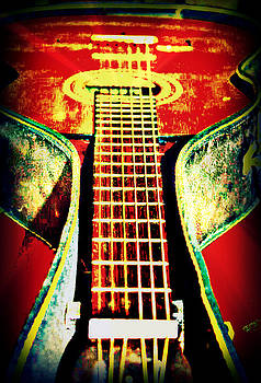 Majic Guitar by Jill Tennison