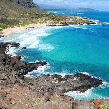 Makapu'u Point Oahu Hawaii by Sophia Perez