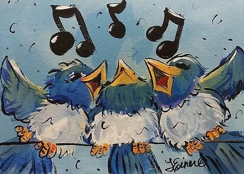 Make a Joyful Noise by Terri Einer